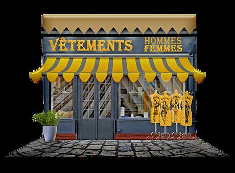 Paris Shop, Paris Storefront, épicerie, Paris, Shops