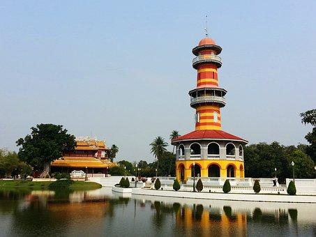 Thailand, Historic, Art, Ancient, Asia, Historical