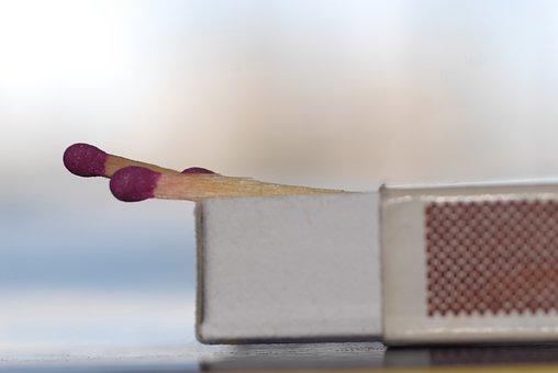 Matches, Box, Phosphors, Lighter