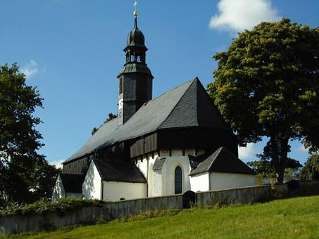 Church, Fortified Church, Historically, Building