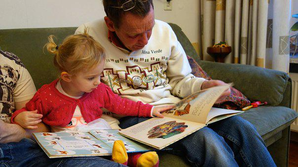 Read, For Reading, Language Development, Book, Child