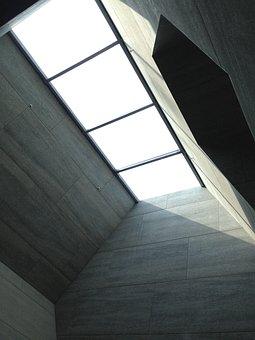 Shenzhen, China Art Museum, Art Gallery, Building
