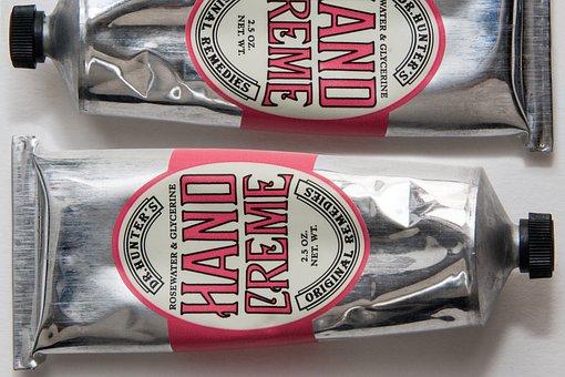 Aluminum Tubes, Tube, Container, Hand Cream, Packaging