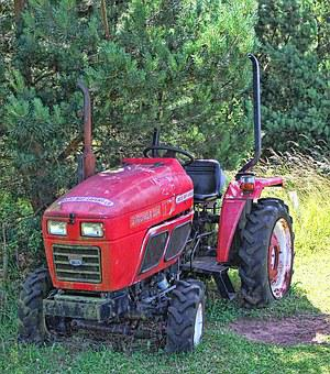 Tractor, Farm, Agriculture, Field, Rural, Agricultural