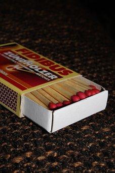 Matchbox, Matches, Match, Macro, Box