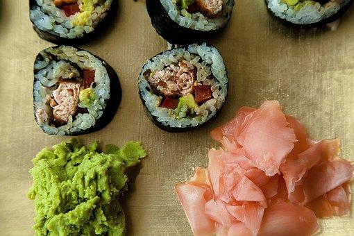 Sushi, Seafood, Restaurant, Traditional, Asian, Sashimi
