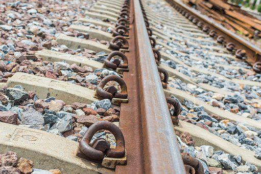Railroad, Tracks, Train, Railway, Rail, Travel, Path