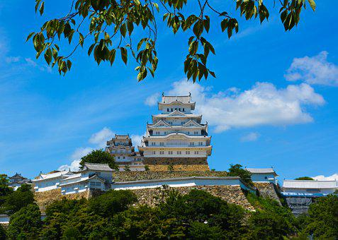 Himeji Castle, Castle, Himeji, Japan, Tourism, Asia