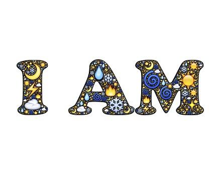 I Am, Being, Be, Am, Spirit, Spiritual, Soul, Soulful