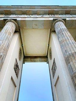 Brandenburger Tor, Puerta De Brandenburgo
