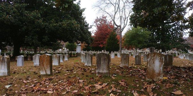 Cemetery, Atlanta, Grave, Tombstone, Death, Rest, Soul
