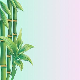 Bamboo Digital Paper, Bamboo, Chinese New Year, Rat
