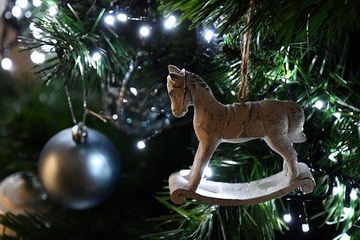 Christmas, Christmas Tree, Ornament, Decoration, Advent
