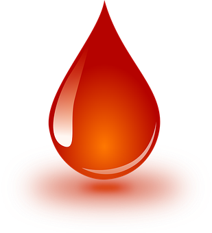 Blood, Donation, Drop, Droplet, Red