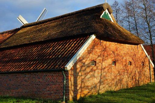 Feenhaus, East Frisia, Past, Agriculture, Nostalgic