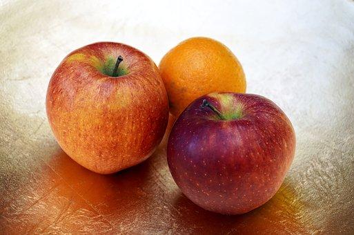 Apple, Fruit, Fresh, Vitamins, Red, Ripe, Eat, Food