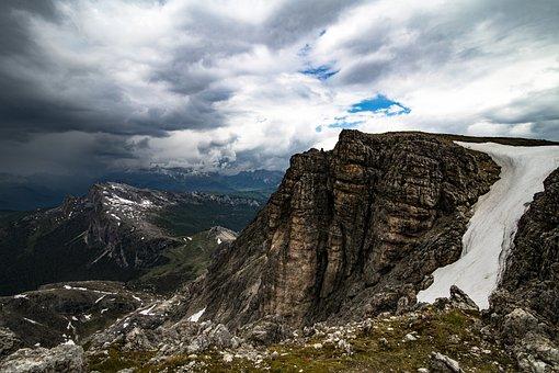 Mountains, Italia, Italy, Nature, Heaven, Europe