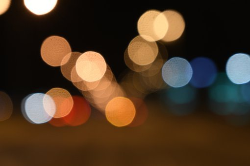 Bokeh, Lights, Blur, Colorful, Texture, Lighting
