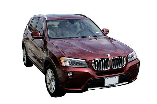 Bmw, X3 X4 X5, Headlamp, Suv, Vehicle, Luxury