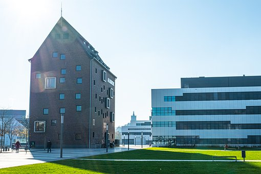 Kleve, College, Knowledge, Memory, Modern, Architecture