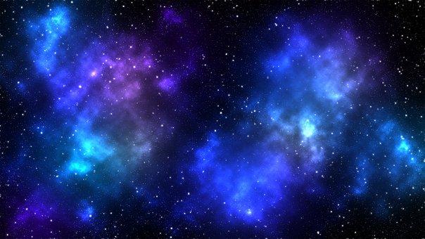 Universe, Space, Nebula, Star Trek, Galaxy, Moon