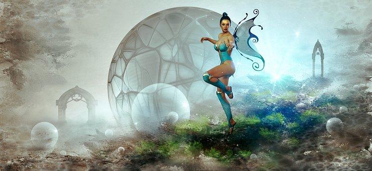 Fantasy, Elf, Fairy Tales, Mood, Mysterious, Magic