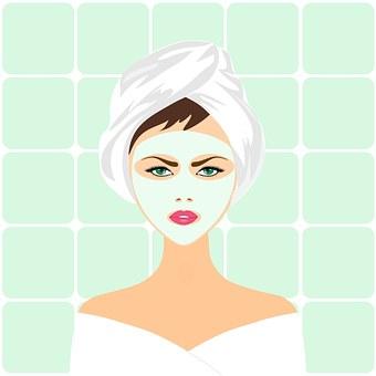 Beauty Treatment, Face Mask, Spa, Face, Skin, Treatment