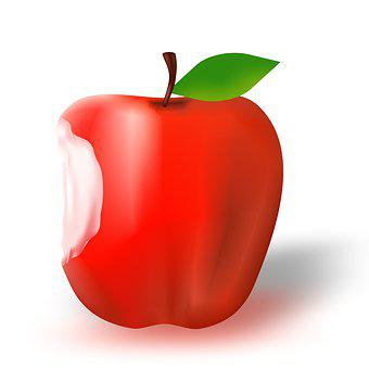 Apple, Red, Healthy, Fresh, Delicious, Vitamins, Food