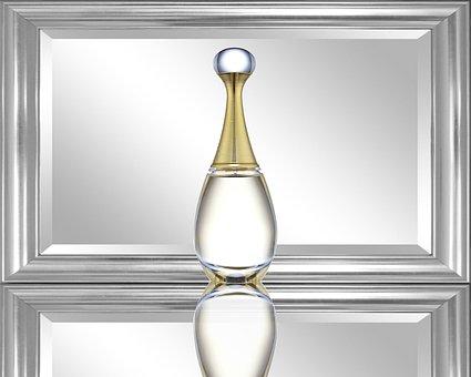 Bottle, Perfume, Fragrance