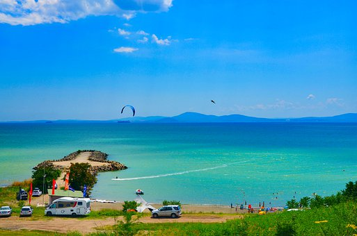 Bulgaria, Burgas, Beach, Sea, Sarafovo, Pierce
