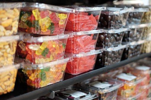 Candy, Geleråtta, Sugar, Packaging, Cute, Mat