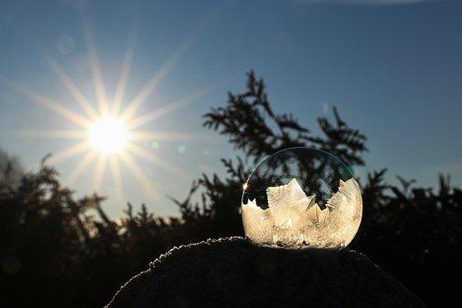Frozen, Eiskristalle, Sun, Ice, Icy, Iced, Frosty