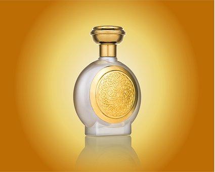 Bottle, Perfume, Fragrance, Glass, Fragrant
