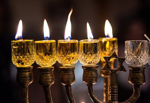 Hanukkah, Polishing, Chanukkia, Hanukkah Festival