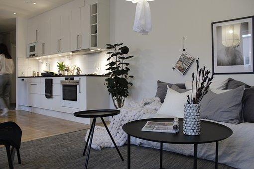 Lamp, Home, Interior Design, Interior, Furniture