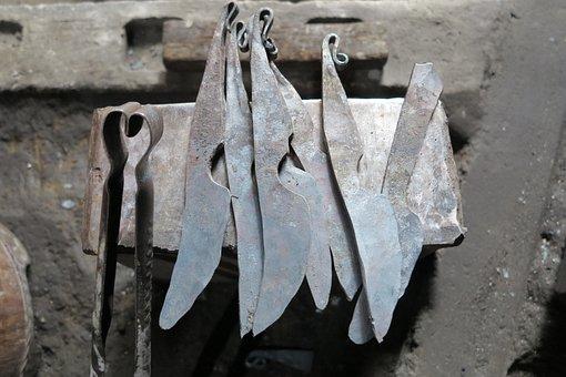 Knife, Metalwork, Japan, Samurai, Katana, Sword, Weapon
