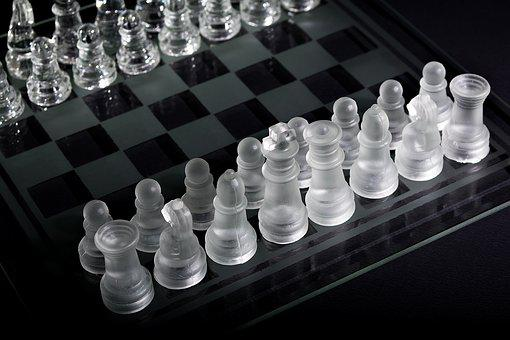 Chess, Game, Strategy, Play, King, White, Challenge