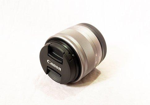 Canon, Lens, Mirrorless, Camera, Take Photos
