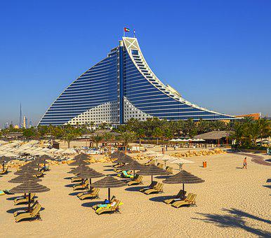 Dubai, Orient, Emirates, Architecture, Building, Luxury