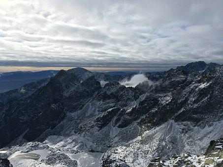 Low Tatras, Nature, Mountains, Mountain, Hiking