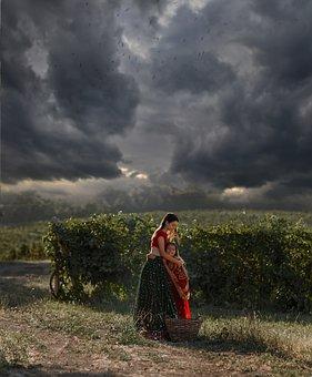 Thunderstorm, Nature, Story, Fantasy, Storm, Landscape
