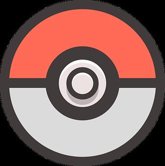 Pokemon, Icon, Design, Symbol, Sign, Type, Flat, Game