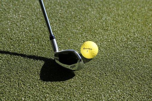 Golf, Green, Grass, Golfer, Hole, Sports, Sport