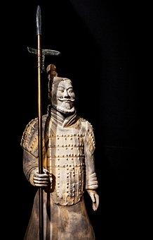 Terakotový Warrior, Terracotta, Terakotová Army