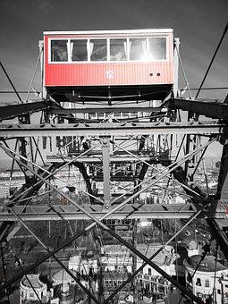 Vienna, Gondola, Prater, Ferris Wheel, Historically