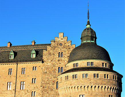 Castle, Stronghold, Tower, Fortress, Architecture