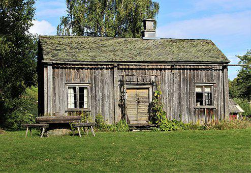House, Cottage, Architecture, Building, Countryside
