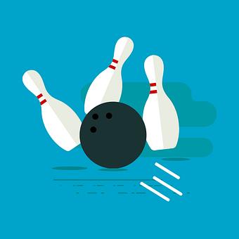 Bowling, Impact, Sports, Golf, Golfer, Sport, Golfing