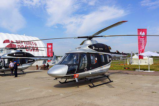 Helicopter, The Show, Static, Airshow, Aviation, Easy