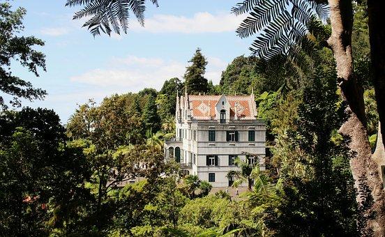 Madeira, Funchal, Monte, Monte Palace, Jardim, Tropical